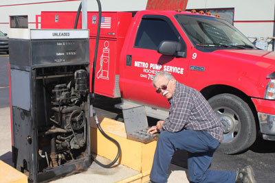 diesel pump dispenser repair mi | Metro Pump Service - Rochester MI